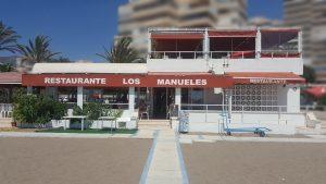 CHIRINGUITO LOS MANUELES TORREMOLINOS