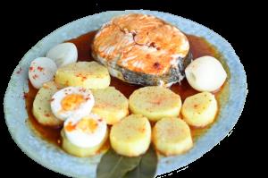 medallon de marluza